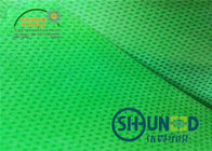 Green Biodegradable PP Spunbond Non Woven Fabric Breathable For Agriculture